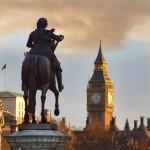 לונדון צ'רינג קרוס: פסלו של המלך צ'ארלס הראשון