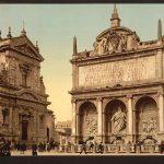 רומא: מזרקת משה (פונטנה דל אקווה פליצ'ה)