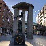 מדריד: הדולמן של סלבדור דאלי