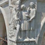 ונציה ארמון הדוג'ים: שכרותו של נח, והדוג'ה שאיבד את ראשו