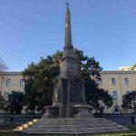 רומא: אובליסק דוגאלי (Obelisco di Dogali) – בעקבות הקולוניאליזם האיטלקי
