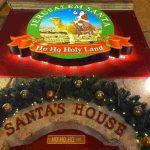 סנטה קלאוס הירושלמי – גמל במקום מזחלת איילים