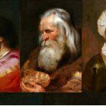 שלושת האמגושים, כבר אינם יחדיו – פטר פאול רובנס